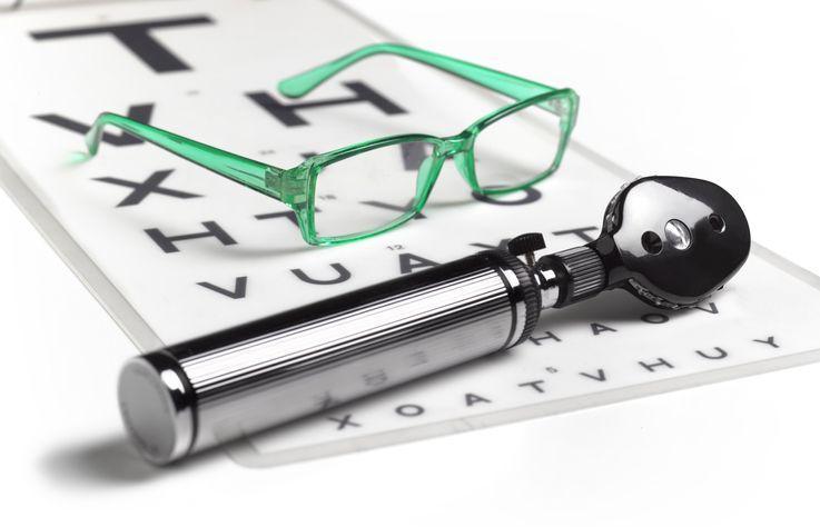 okulary inarzędzie dobadania wzroku