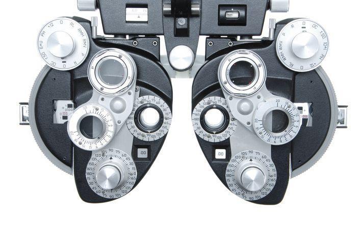 urządzenie dobadania wzroku